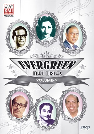 Evergreen melodies vol 5