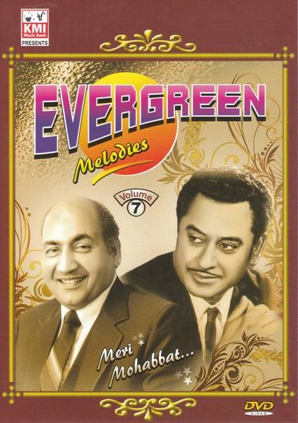 Evergreen melodies vol 7