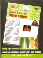 New Yoha for Asthma DVD