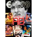 5 DVD set AB