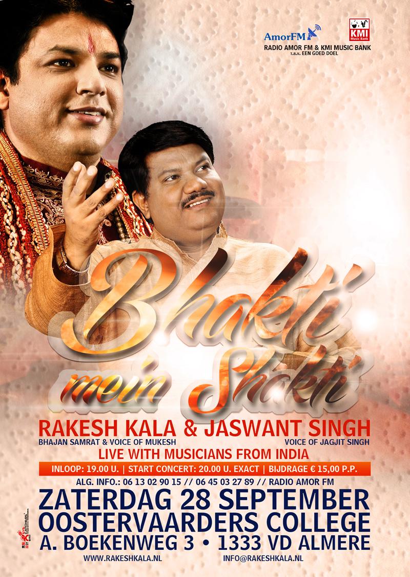 Rakesh kala en Jaswant Singh live in Almere
