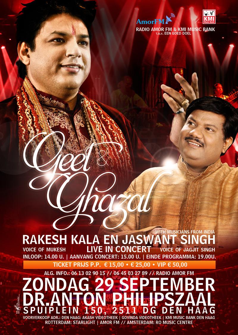 Rakesh kala en Jaswant Singh live in Den haag